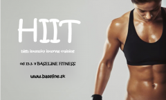 HIIT (high intensive interval training)