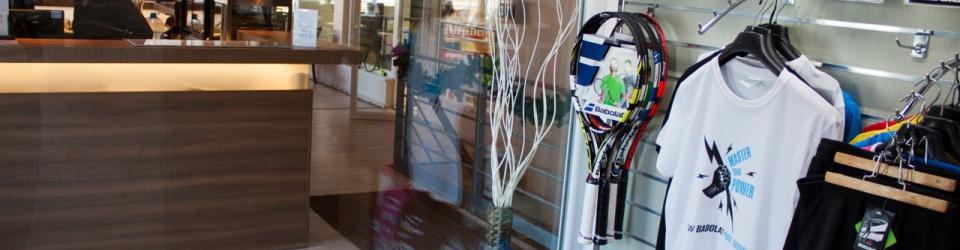 Sport Shop Baseline - športová hala Banská Bystrica - tenis, fitness, bedminton, relax, wellness.