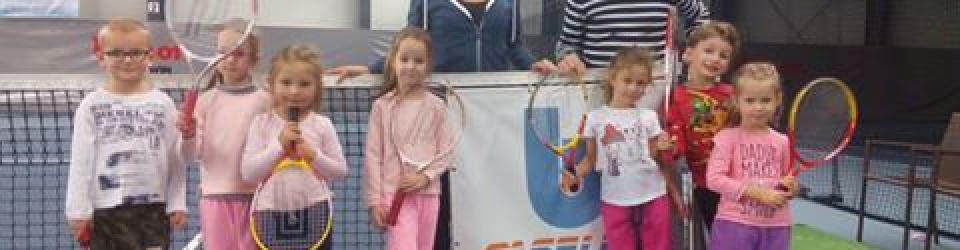 Tenisové kurzy pre materské škôlky